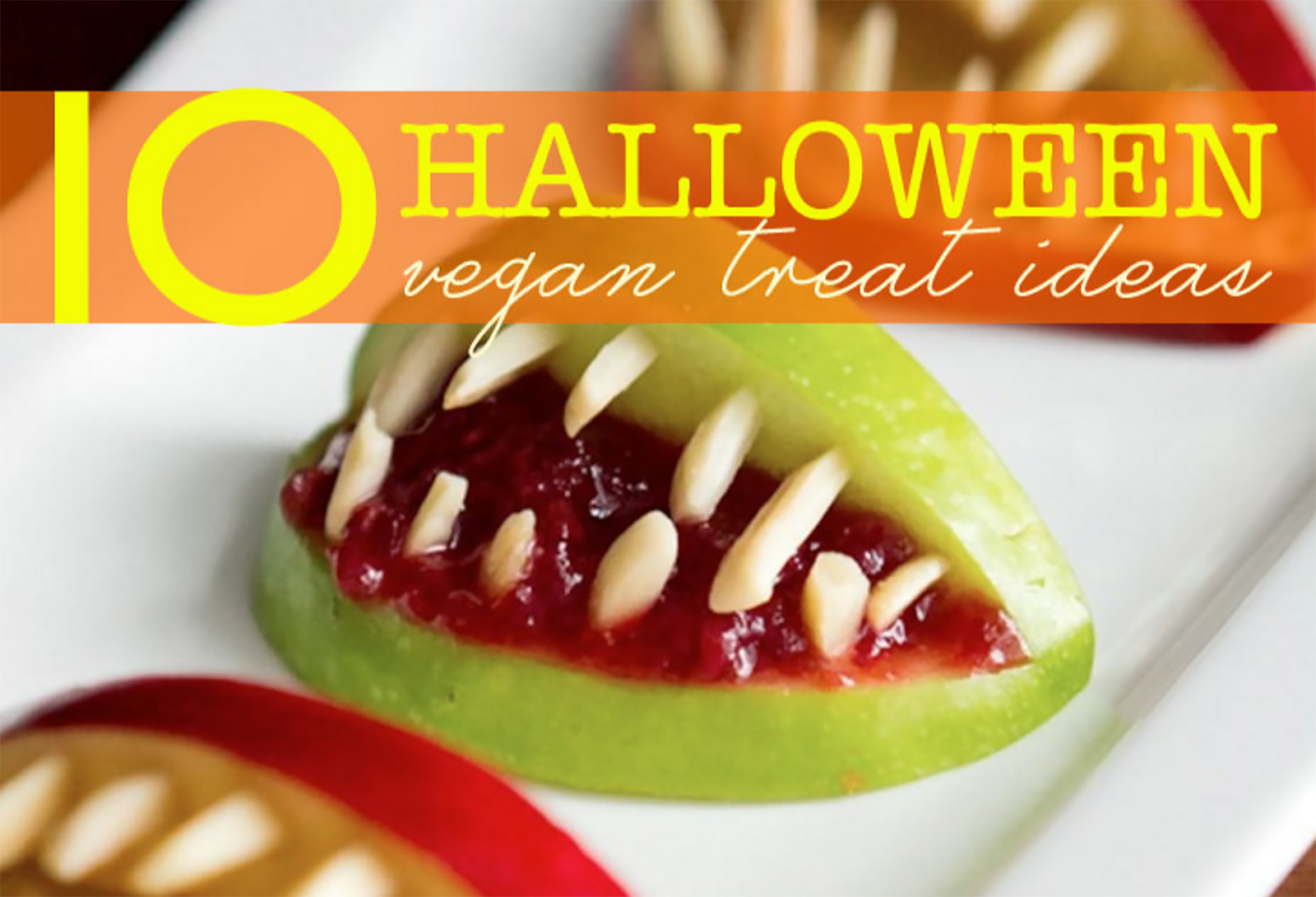 10 vegan halloween treats to make for a spectacularly spooky soiree