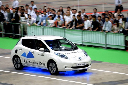 japan, olympic games, 2020 games, nissan, self driving car, autonomous car