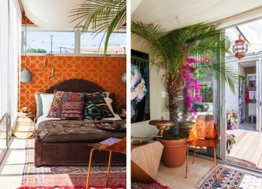 Tiny moroccan themed airbnb home pops up in the heart of for Airbnb marrakech