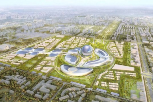 Astana World Expo, Adrian Smith Gordon Gill, Astana, Kazakhstan, World Expo 2017, renewable energy