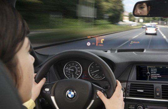 BMW 328D Diesel Sedan, Jill Fehrenbacher, New York City , Head Up display, heads up display, windshield projection, google-glass display, testdrive, test drive, test-drive, diesel car, biodiesel, bio-diesel, clean diesel, green diesel, east river, Long Island City, Queens, Greenpoint, Inhabitat test drive, green car