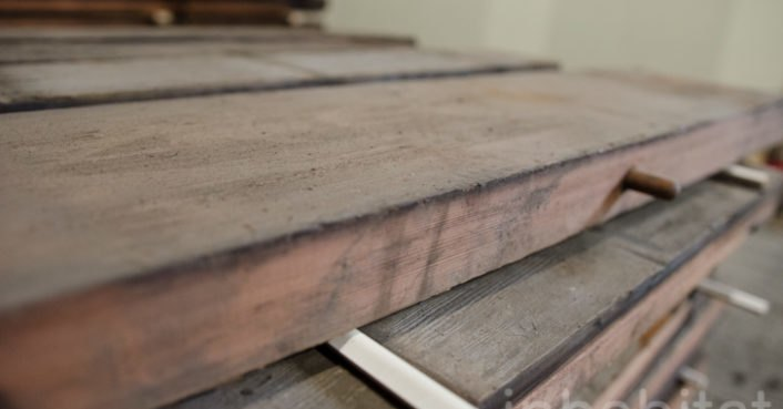 Inhabitat explores big millworks a local resource for for Local reclaimed wood