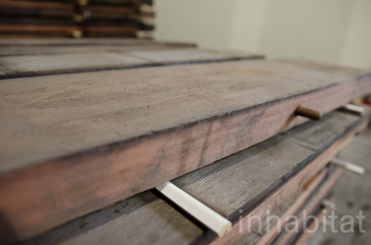 superior local reclaimed wood #3: Millworks, a Local Resource for Affordable Reclaimed Wood (PHOTOS)    Inhabitat - Green Design, Innovation, Architecture, Green Building
