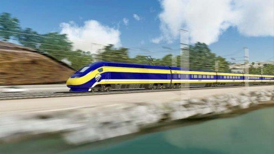 US high-speed rail, high-speed rail California, Fresno high-speed rail, US infrastructure project, US green infrastructure, California bullet trains, bullet trains, green transportation