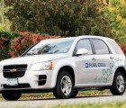 General Motors' Hydrogen-Powered Chevy Equinox Logs 100,000 Miles of Real-World Driving
