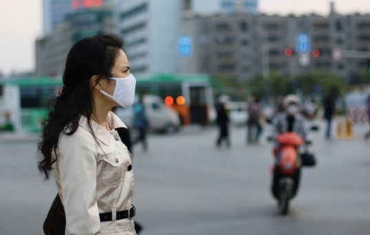China air pollution, smog, WHO, air quality