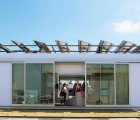Team SCI-Arc and Caltech's Transforming DALE House Expands to More Than Double its Size at the Solar Decathlon