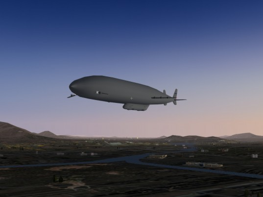 Ohio Airship, The Dynalifter, airship, helium, hybrid aircraft, freight, logistics, freight, airship, hybrid airship