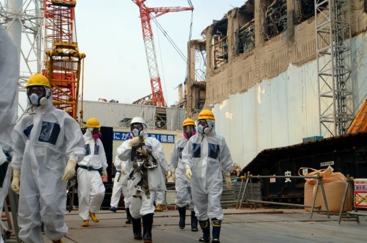 Severed Pipe Exposes Fukushima Workers To Several Tonnes Of Radioactive Water