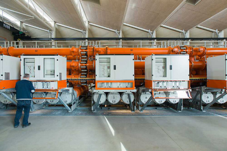 GIS Switchgear Station-CF Moller « Inhabitat – Green Design