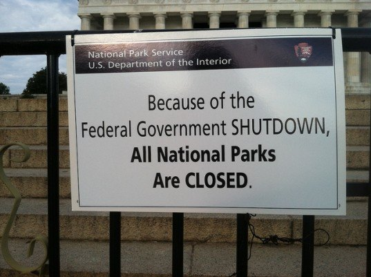 government, government shutdown, Senate, House, Congress, national parks, environment, carbon emissions, federal employees, salmonella, food safety, politics