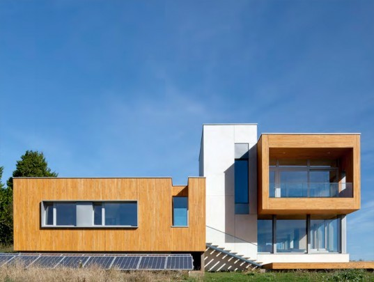 Holst Architecture, Hammer and Hand, Green Hammer, Passive House, LEED Platinum, Minergie Certified, Sustainable design, Oregon, Modern Design