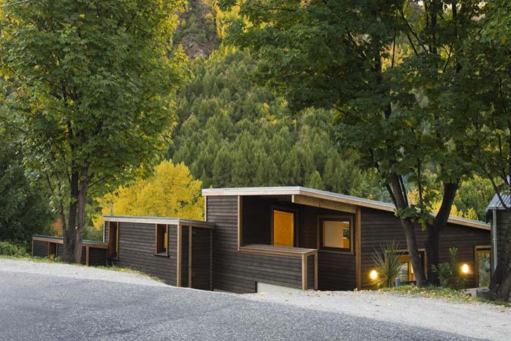 Geothermal Energy Powers Tiny Arrowtown House In New