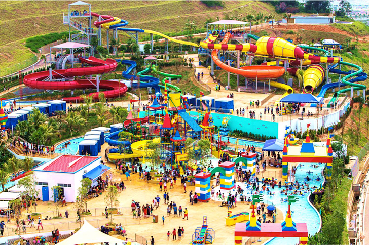 World S Largest Legoland Waterpark Opens In Malaysia