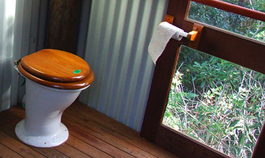 Nature Loo\'s Composting Toilet Puts More Distance Between you and ...