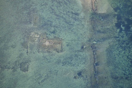 Louis Helbig, Louis Helbig sunken villages, underwater villages canada, canada scuba-diving attractions, ontario underwater villages, aerial views underwater, st lawrence seaway, st lawrence seaway villages, underwater ruins