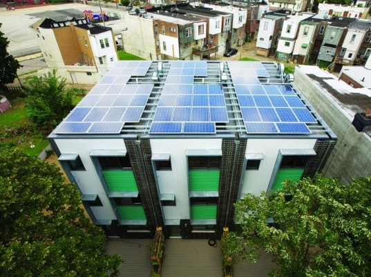 The Greenest Home, Julie Torres Moskovitz, passive house, passive house, green home, book review, inhabitat interview