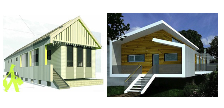 Q4 Architects, Tornado Proof House, Disaster Proof House, Bunkers,  Hurricanes