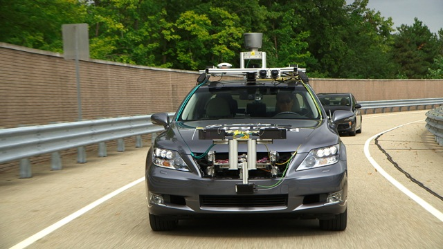 Toyota to Launch Automated Driving Safety Technologies in a Few Years