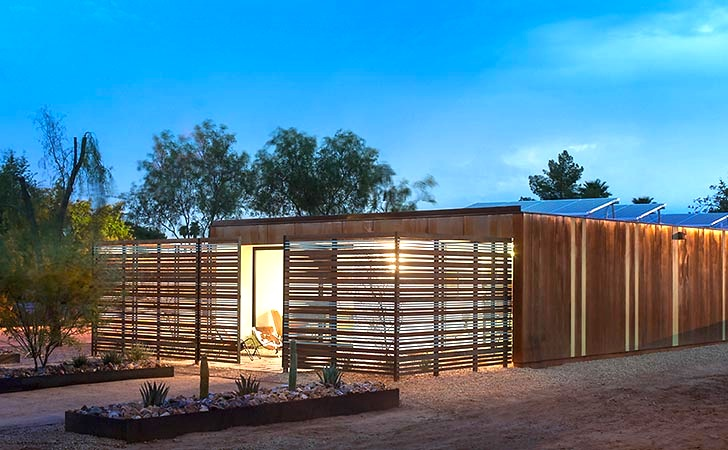 Vali Homes Creates Hip Net-Zero Energy Home for the Arizona Desert ...