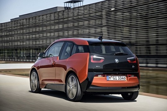 BMW, i3, electric vehicle, EV