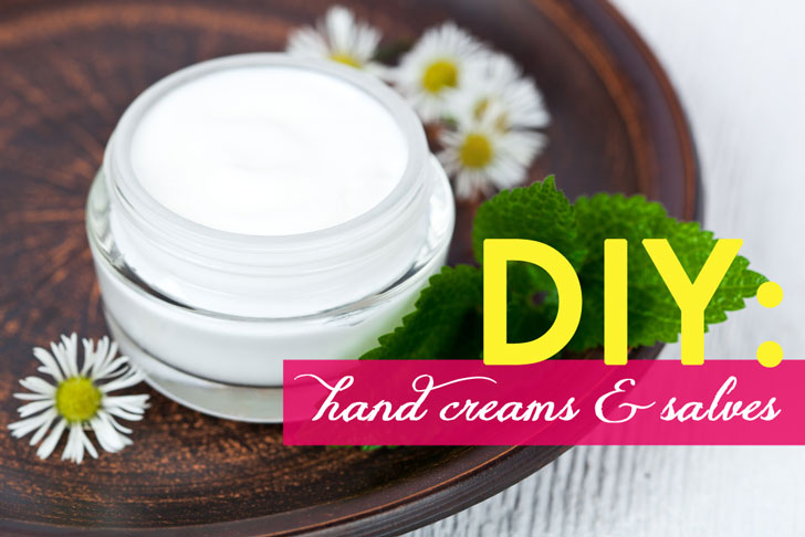 DIY: All-Natural Creams and Salves for Cold-Battered Hands
