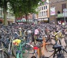 Dutch City Boasts Three Times as Many Bikes as Cars!
