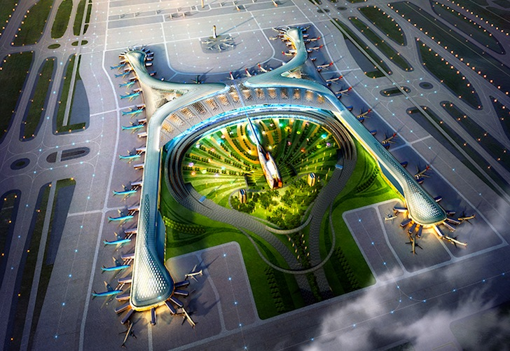 South Korea Unveils Plans for Sustainable Mini-City in World's Best Airport