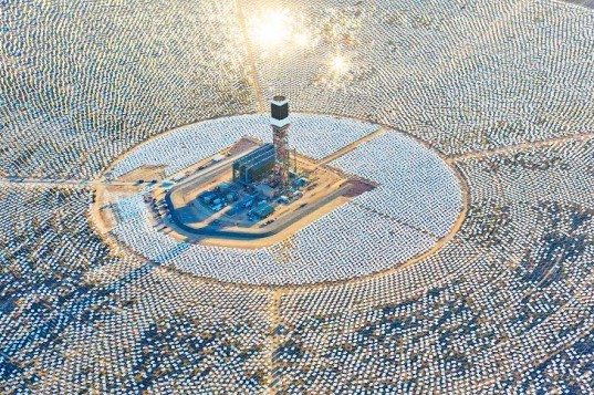 Ivanpah, Brightsource Energy, California, Israel, Alstom, Megalim, Ashalim, Negev, solar thermal energy, solar power station