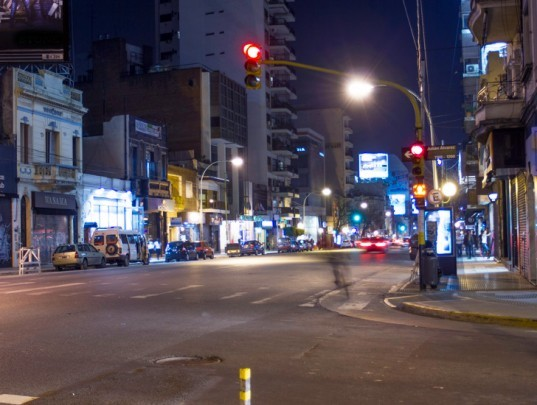 green design, eco design, sustainable design, Philips LED, Buenos Aires street light retrofit