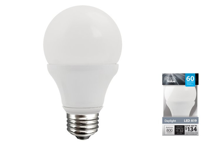 Marvelous Walmart LED Bulb « Inhabitat U2013 Green Design, Innovation, Architecture,  Green Building
