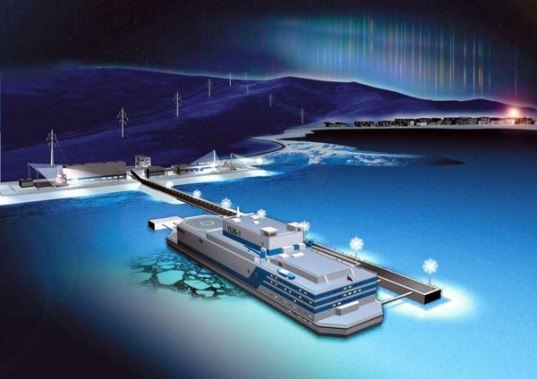 Akademik Lomonosov, nuclear power, floating nuclear power plant, LLC Baltiysky Zavod Shipbuilding, Rosenergoatom, ice breakers, nuclear reactors, world's first floating nuclear plant