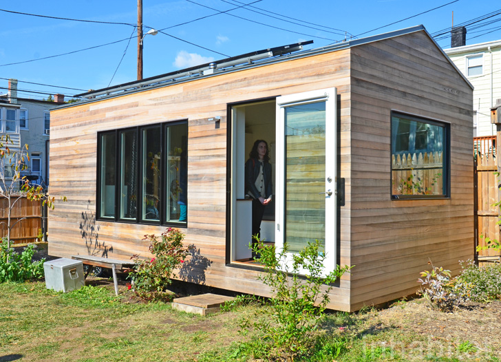 PHOTOS: Whole Village of Tiny Houses Makes Boneyard Studios a ...