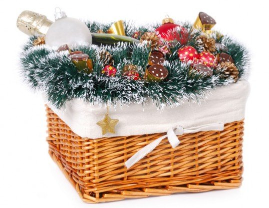 DIY Gift Idea: Holiday Breakfast Basket