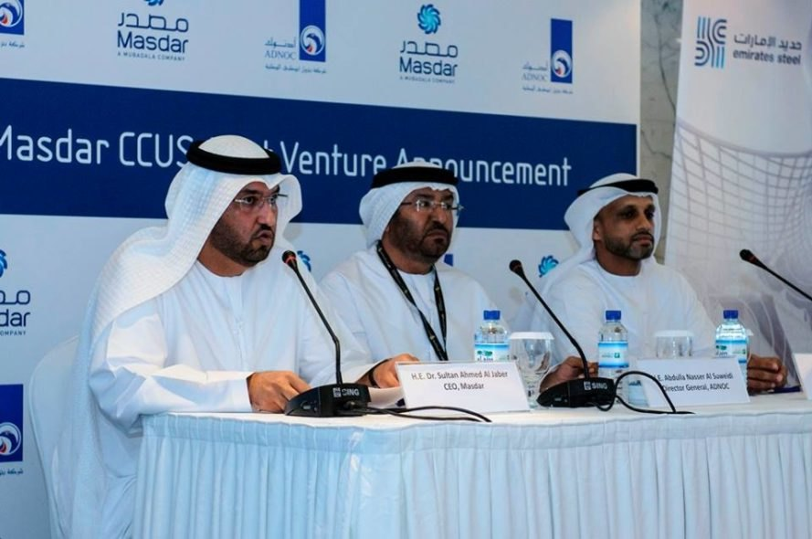Masdar and Oil Companies to Develop Middle East's First