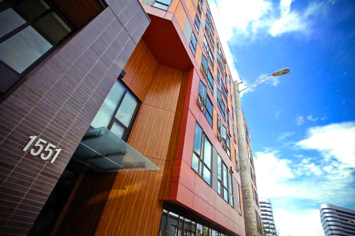 Leed Platinum Pine Minor Apartments Mix Work Living In Downtown Seattle