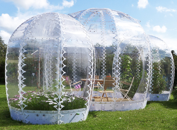 Amazing Shjworks Pop Up Greenhouses Add A Splash Of Summer To Cold Home Interior And Landscaping Dextoversignezvosmurscom