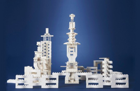 Snøhetta LEGO, ShoP Architects LEGO, SOM Architecture LEGO, LEGO Architecture Studio, LEGO bricks, LEGO buildings, LEGO architecture, custom LEGO bricks