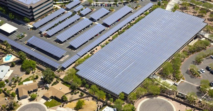 Apple Brings Manufacturing Back To America With New Solar
