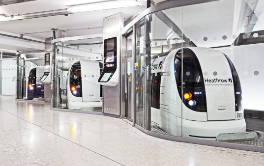 Milton Keynes driverless cars, Milton Keynes ULTra pods, self-driving pods UK, self-driving pods Heathrow, electric cars UK, green transportation, zero emission transportation UK, driverless cars, energy efficient transport, green public transport