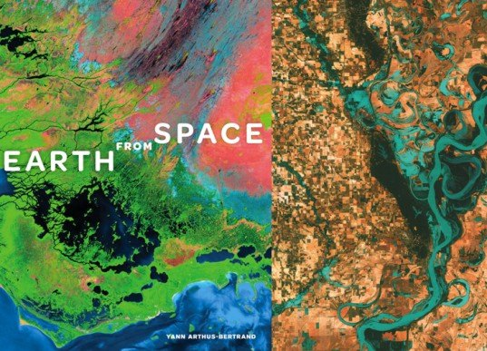 Yann Arthus-Bertrand Shows the Beauty of Planet Earth as You've Never Seen it Before