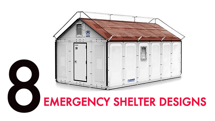 8 Innovative Emergency Shelters For When Disaster Strikes