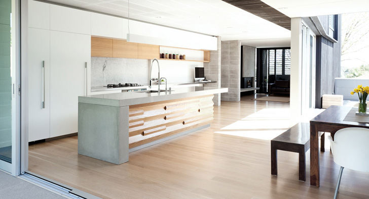 Superbe Fisher U0026 Paykel Kitchen