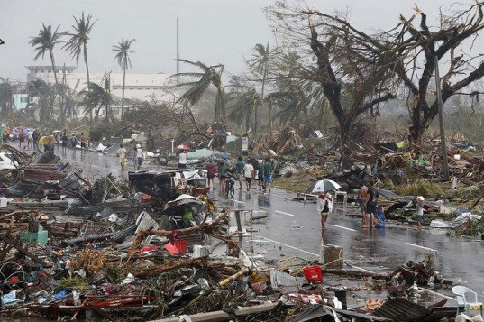 Typhoon Haiyan, extreme weather, climate change, global warming, economic losses, World Bank, $200 billion