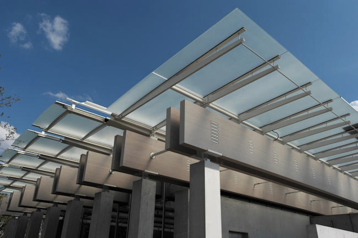 Renzo Piano Completes Energy Efficient Kimbell Art Museum