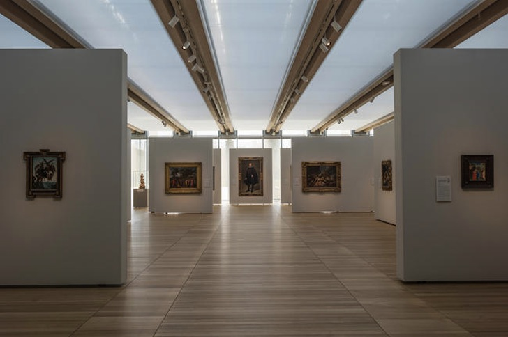 Renzo piano completes energy efficient kimbell art museum for Piccoli piani energetici efficienti