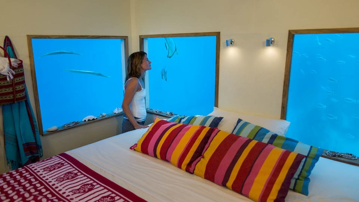 Africas First Underwater Hotel Lets Adventurous Guests Sleep With