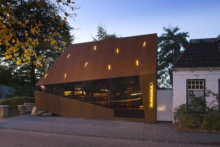 Mohn Bouman Architects Turn An Old Emmen House Into A