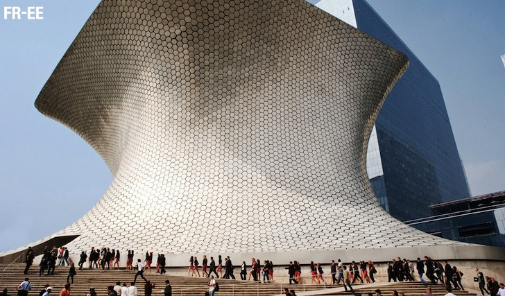 Museo Soumaya By FREE « Inhabitat U2013 Green Design, Innovation, Architecture,  Green Building