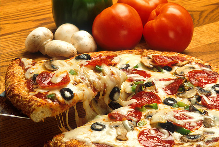 Scientists Create the World's First 'Nutritionally Balanced' Pizza